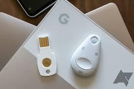硬體安全金鑰免費送 高風險Google用戶限定